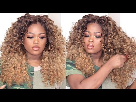How To| Beyonce Inspired Hairstyle From Scratch(Color, construction, style) Ft Aliannabelle Hair