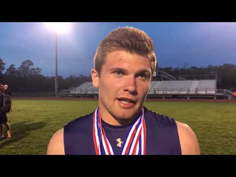 Grand Haven's Charlie Young shines at 2018 West Michigan Invitational Track Meet