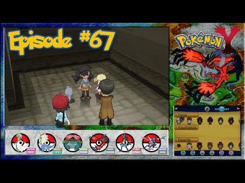 Pokemon Y - Looker Agency, In The Back Alleys - Episode 67