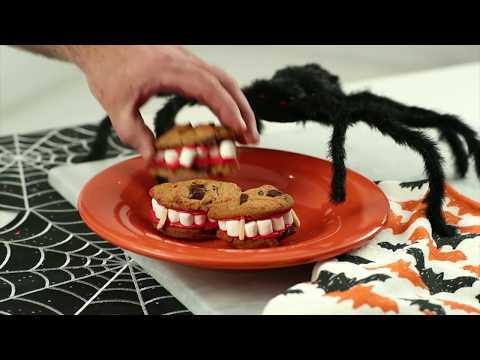 Dracula Cookies- Foodie Files