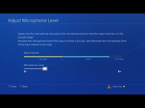 How to CHANGE YOUR VOICE ON PS4! (EASY METHOD)