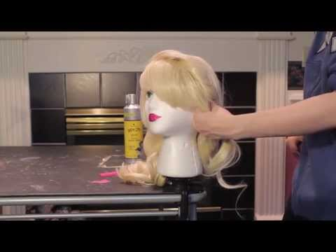 How to Style a Wig for Elsa's Coronation Outfit