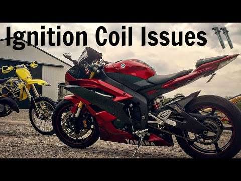 YZF-R6 Ignition Coil problem