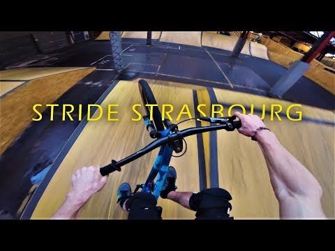 Ride au STRIDE Bike Park de Strasbourg | DROP