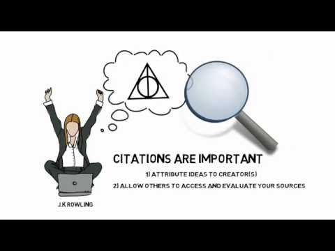 MLA Citations (8th Edition)