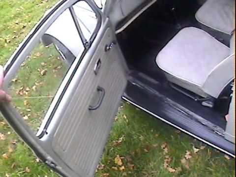 classic 1969 VW beetle for sale walkaround.AVI