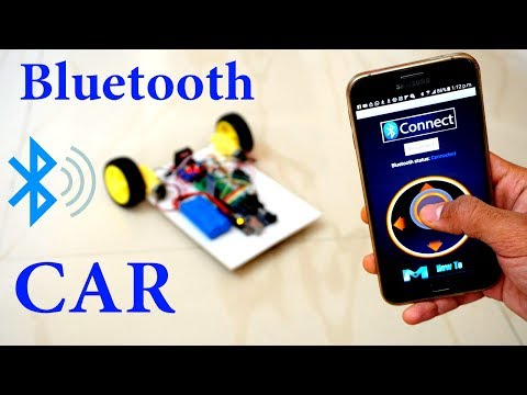 How to Make Mobile Remote Controlled Car via Bluetooth | Indian LifeHacker