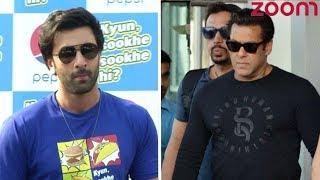 Ranbir Kapoor Avoids Talking About Salman Khan