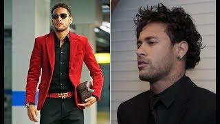Neymar Jr ► Swag, Clothing & Looks ● 2017   HD