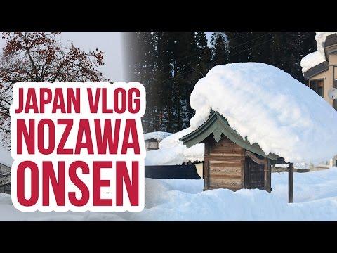 Japan Vlog | Nagano + Nozawa Onsen - Day 10 | ZoeTwoDots