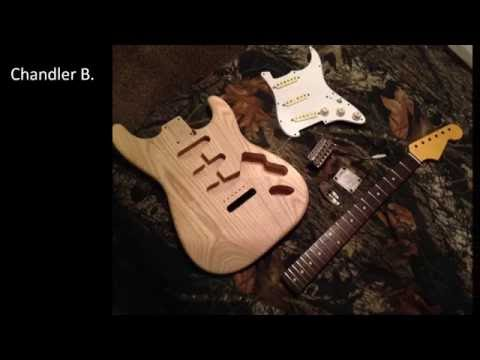 Submitted Guitar Photos