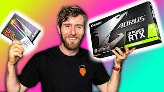 The All-AORUS Gaming PC Build!