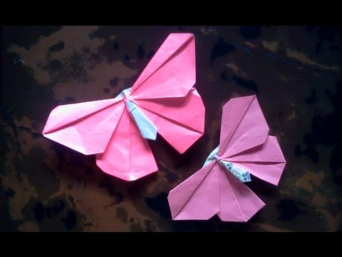 Origami Butterfly ( Michael G Lafosse )