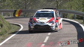 WRC 54 RallyRACC Catalunya Costa Daurada 2018 - Day3 Santa Marina | POWER STAGE [Asphalt]