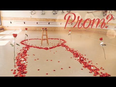 I ASKED MY BEST FRIEND TO PROM!!  Jalapeno