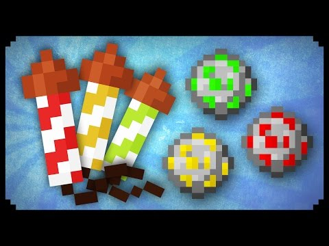 ✔ Minecraft: 5 Things You Didn't Know About Fireworks