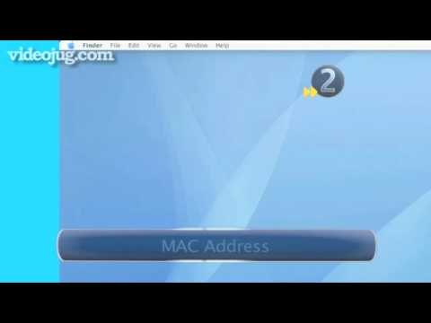 How To Find Your IP And MAC Address On An Apple Mac