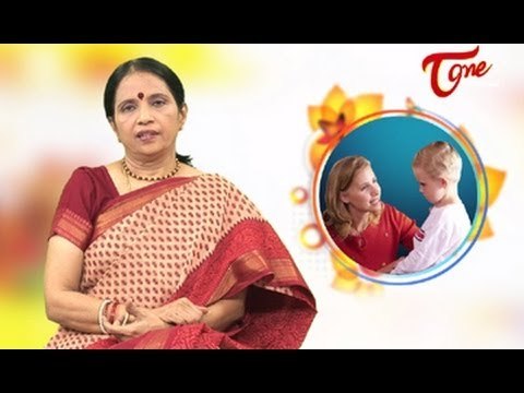 Amma Kosam || How to Handle Your Anger at Your Child || By Dr Chitti Vishnu Priya