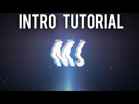 How to Make a Glitch Intro in Sony Vegas Pro 13 Tutorial