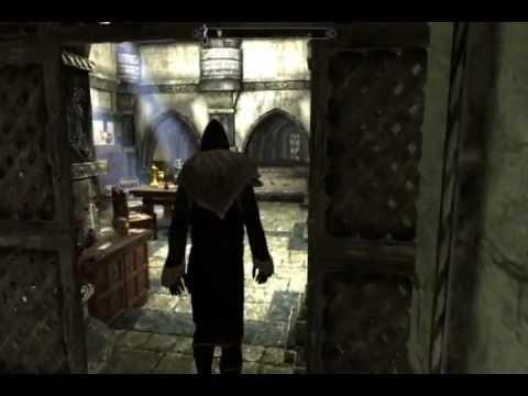 Skyrim Proudspire Manor - Solitude (IN-GAME Modification, NO Creation Kit)