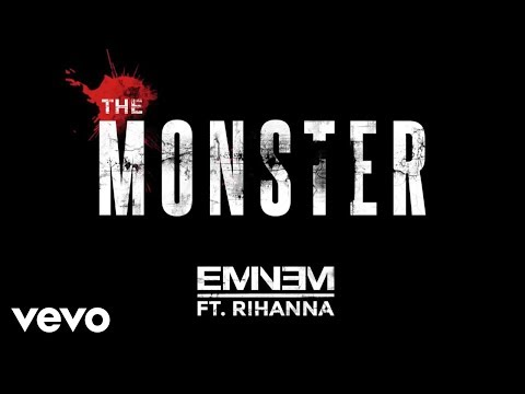 Eminem - The Monster (Audio) ft. Rihanna
