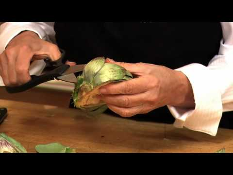 Sara's Cooking Tips: Getting to the Heart of an Artichoke