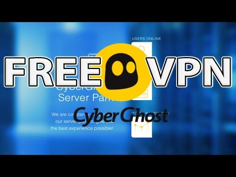 CyberGhost Free VPN Android, Mac, PC, Linux, iOS