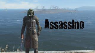 "Fallout 4 - Build ""assassino"" (furtividade)"