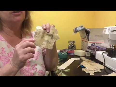 Part 1 Sewing Coat and Lining Doll Clothes