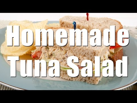 Homemade Tuna Salad