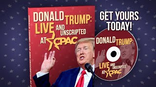 Download Trump: Live and Unscripted at CPAC | Real Time with Bill Maher (HBO) Video