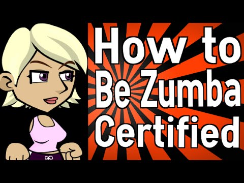 How to Be Zumba Certified