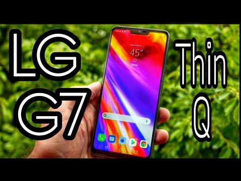 LG G7 ThinQ - Primeras impresiones - Que nos ofrece ? Lo más poderoso de LG