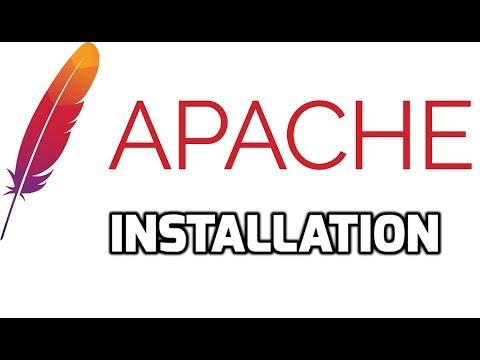 How to install apache server on centos 7