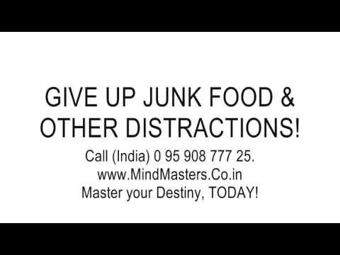 Secrets of Personal Change. Get Rid of Junk Food & Distractions. Md Ahmed's Mind Masters