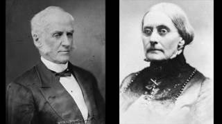 Susan B. Anthony and Elizabeth Cady Stanton Documentary
