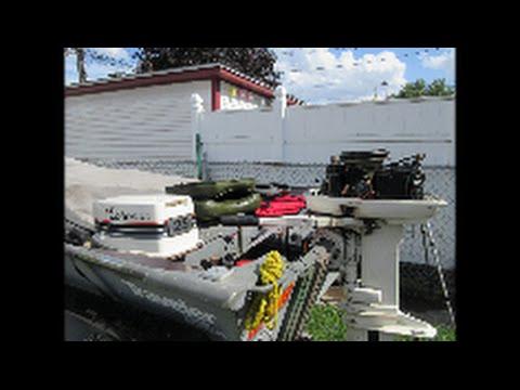 Johnson Outboard Lower unit Oil leak info