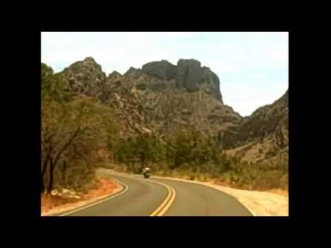 Texas Best Motorcycle Rides Big Bend National Park