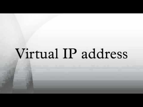 Virtual IP address
