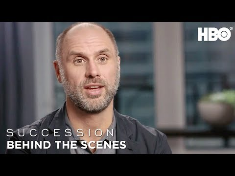 BTS: Invitation To The Set w/ Jesse Armstrong, Adam McKay, Brian Cox & More | Succession | HBO