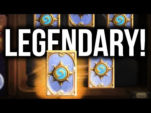 OPENING MORE PACKS (Hearthstone: Heroes of Warcraft)