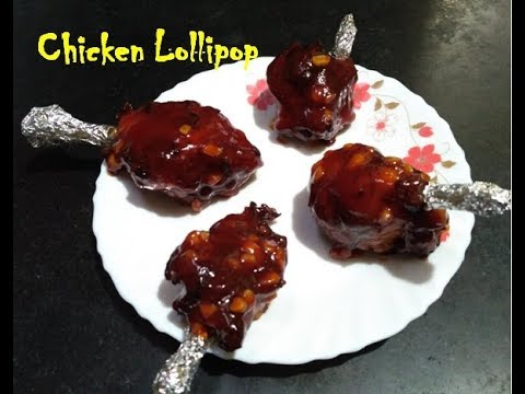 Tasty Chicken Lollipop recipe in hindi |Street Chicken Lollipop|Easy Chicken Starter
