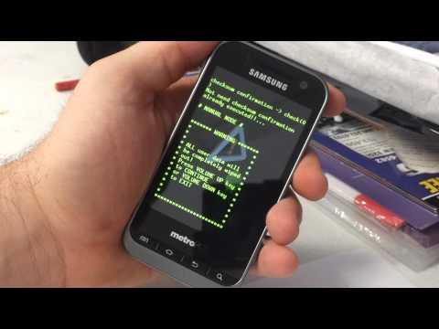 Samsung Attain 4g Hard Reset Metro PCS