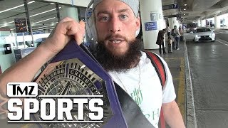 Enzo Amore: Ronda Rousey Is