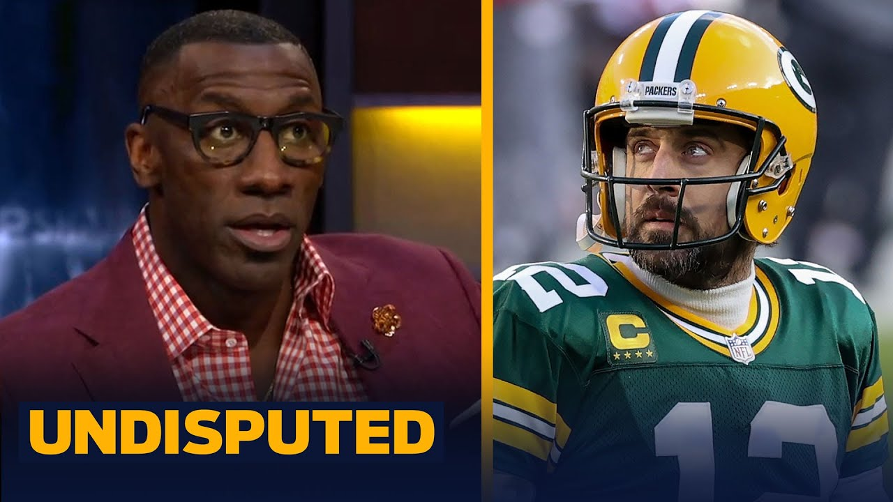 Did Aaron Rodgers just play his last game as a Packer? Skip & Shannon discuss   NFL   UNDISPUTED