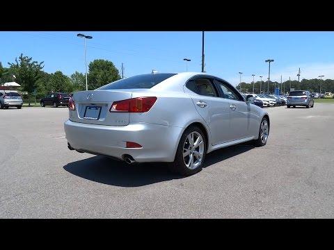 2009 Lexus IS 350 Wilson, New Bern, Goldsboro, Greenville, Rocky Mount, NC PU9383A