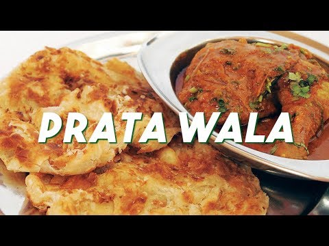 Prata Wala: Chinese-Owned Indian Food Chain