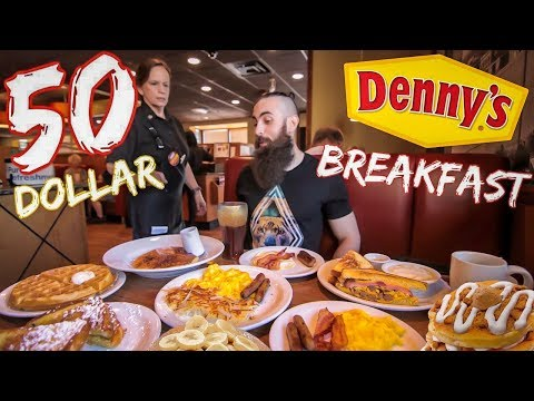 Xxx Mp4 The Denny 39 S 50 Dollar Breakfast Challenge The Chronicles Of Beard Ep 66 3gp Sex