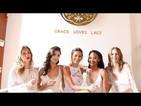 Too Faced Showcase of Natural Love Collection with Grace Loves Lace Bridal Show