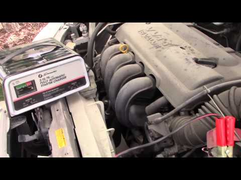 How re-charge a dead car battery  -Troubleshoot #3 car won't start